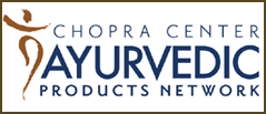 Chopra Center Ayurvedic Products Network
